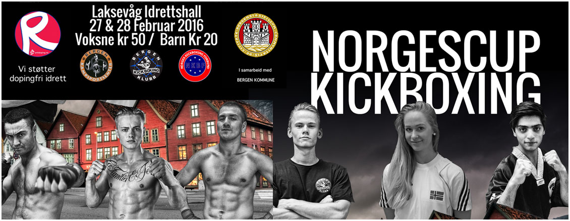 Norgescup Kickboxing Bergen 2016